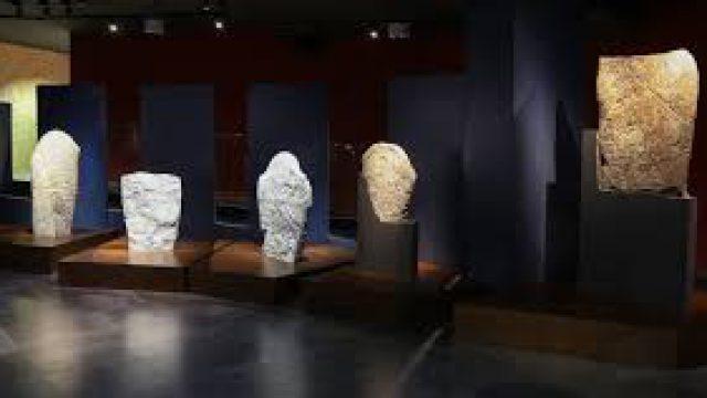 Area megalitica di Saint-Martin-de-Corléans – museo e parco archeologico