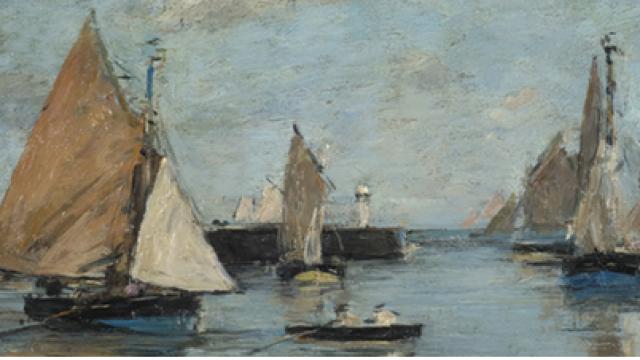 Luci del Nord. Impressionismo in Normandia  3 febbraio 2018 – 17 giugno 2018